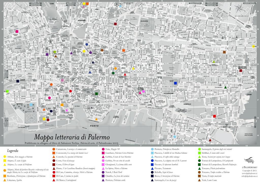 mappa letteraria di Palermo_il Palindromo
